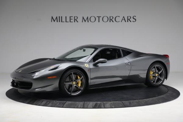 Used 2011 Ferrari 458 Italia for sale $229,900 at Maserati of Westport in Westport CT 06880 2