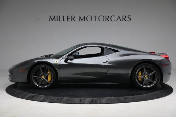 Used 2011 Ferrari 458 Italia for sale $229,900 at Maserati of Westport in Westport CT 06880 3