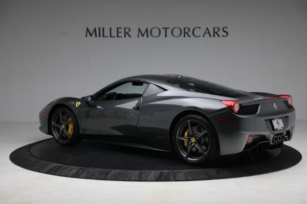 Used 2011 Ferrari 458 Italia for sale $229,900 at Maserati of Westport in Westport CT 06880 4