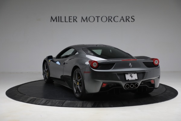 Used 2011 Ferrari 458 Italia for sale $229,900 at Maserati of Westport in Westport CT 06880 5