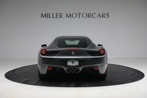 Used 2011 Ferrari 458 Italia for sale $229,900 at Maserati of Westport in Westport CT 06880 6