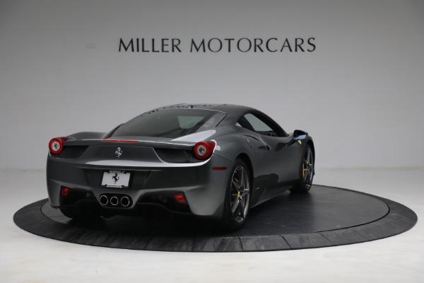 Used 2011 Ferrari 458 Italia for sale $229,900 at Maserati of Westport in Westport CT 06880 7