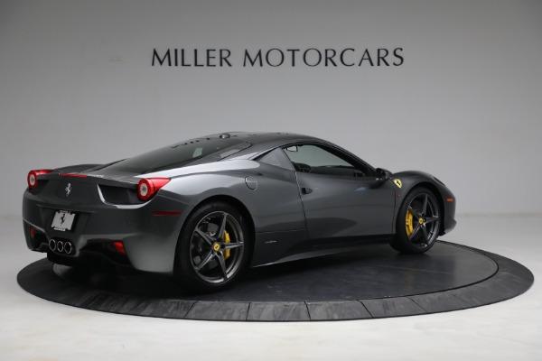Used 2011 Ferrari 458 Italia for sale $229,900 at Maserati of Westport in Westport CT 06880 8