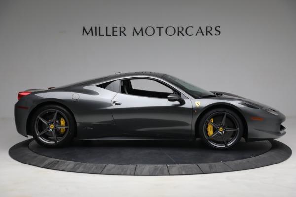 Used 2011 Ferrari 458 Italia for sale $229,900 at Maserati of Westport in Westport CT 06880 9