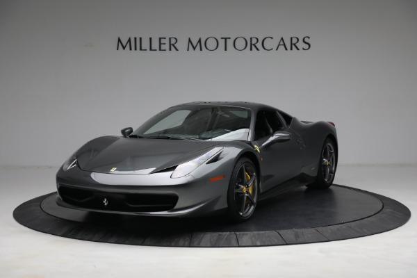Used 2011 Ferrari 458 Italia for sale $229,900 at Maserati of Westport in Westport CT 06880 1