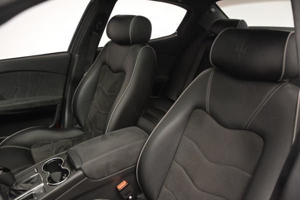 Used 2011 Maserati Quattroporte Sport GT S for sale Sold at Maserati of Westport in Westport CT 06880 16