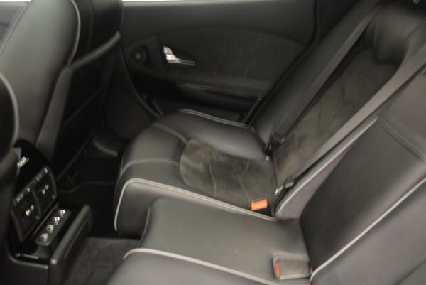 Used 2011 Maserati Quattroporte Sport GT S for sale Sold at Maserati of Westport in Westport CT 06880 19
