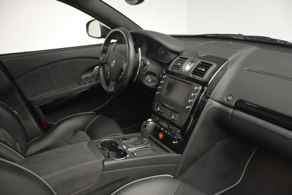 Used 2011 Maserati Quattroporte Sport GT S for sale Sold at Maserati of Westport in Westport CT 06880 22
