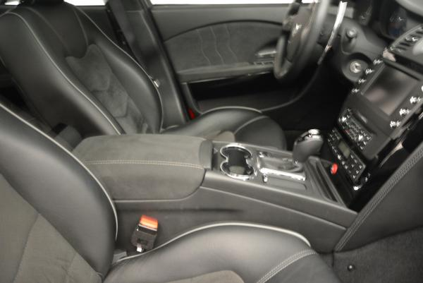 Used 2011 Maserati Quattroporte Sport GT S for sale Sold at Maserati of Westport in Westport CT 06880 23
