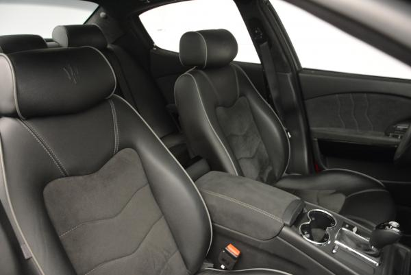 Used 2011 Maserati Quattroporte Sport GT S for sale Sold at Maserati of Westport in Westport CT 06880 24