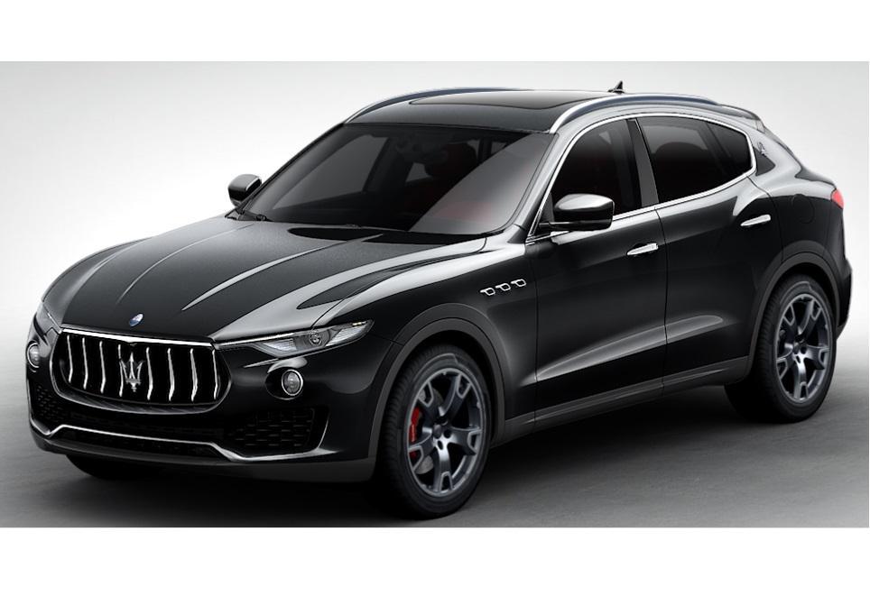 New 2017 Maserati Levante 350hp for sale Sold at Maserati of Westport in Westport CT 06880 1