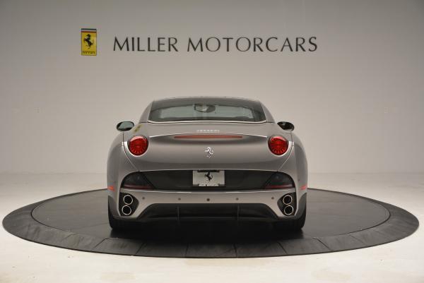 Used 2012 Ferrari California for sale Sold at Maserati of Westport in Westport CT 06880 18