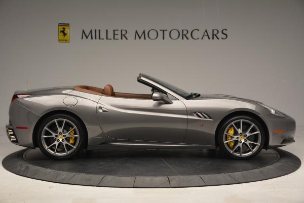 Used 2012 Ferrari California for sale Sold at Maserati of Westport in Westport CT 06880 9