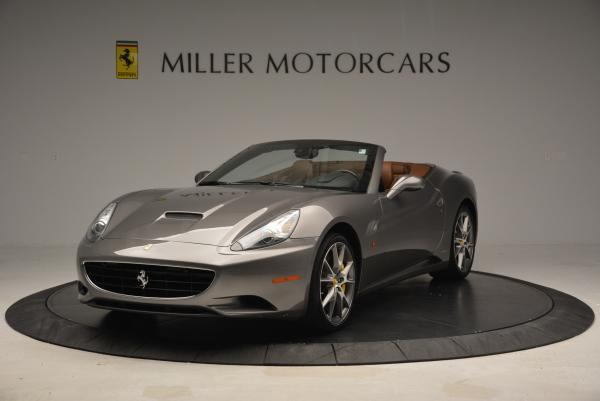 Used 2012 Ferrari California for sale Sold at Maserati of Westport in Westport CT 06880 1