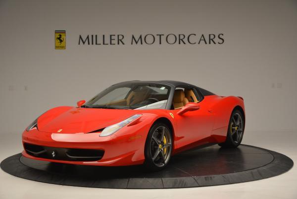 Used 2013 Ferrari 458 Spider for sale Sold at Maserati of Westport in Westport CT 06880 13