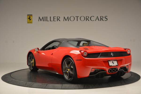 Used 2013 Ferrari 458 Spider for sale Sold at Maserati of Westport in Westport CT 06880 17