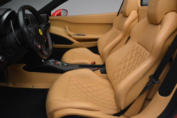 Used 2013 Ferrari 458 Spider for sale Sold at Maserati of Westport in Westport CT 06880 26