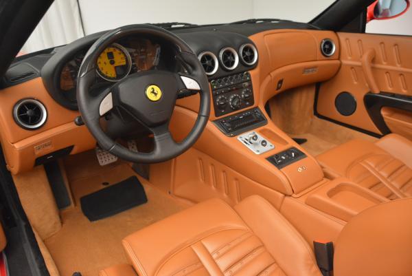 Used 2005 Ferrari Superamerica for sale Sold at Maserati of Westport in Westport CT 06880 25
