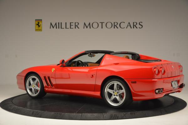 Used 2005 Ferrari Superamerica for sale Sold at Maserati of Westport in Westport CT 06880 4