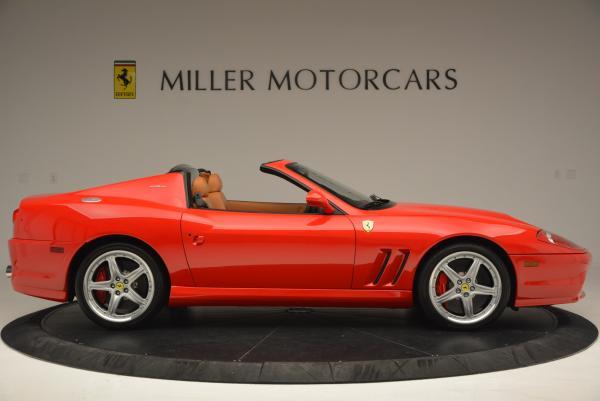 Used 2005 Ferrari Superamerica for sale Sold at Maserati of Westport in Westport CT 06880 9