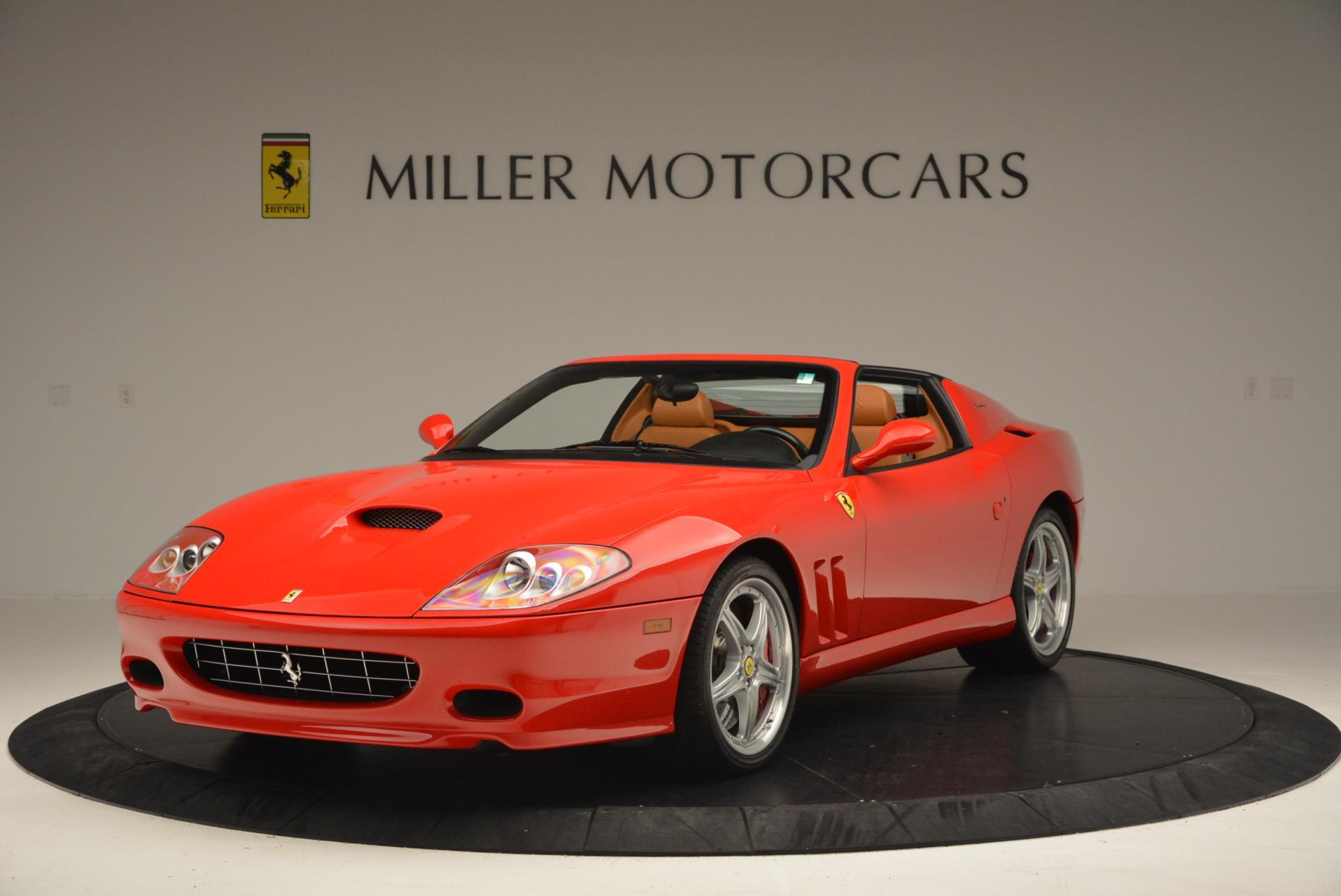 Used 2005 Ferrari Superamerica for sale Sold at Maserati of Westport in Westport CT 06880 1