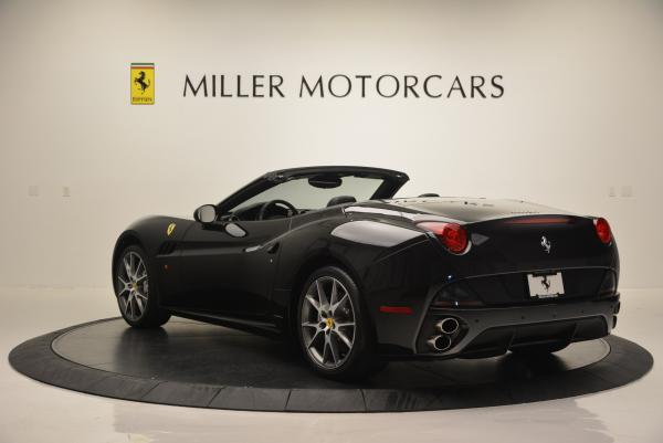 Used 2012 Ferrari California for sale Sold at Maserati of Westport in Westport CT 06880 5