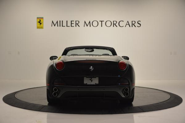 Used 2012 Ferrari California for sale Sold at Maserati of Westport in Westport CT 06880 6