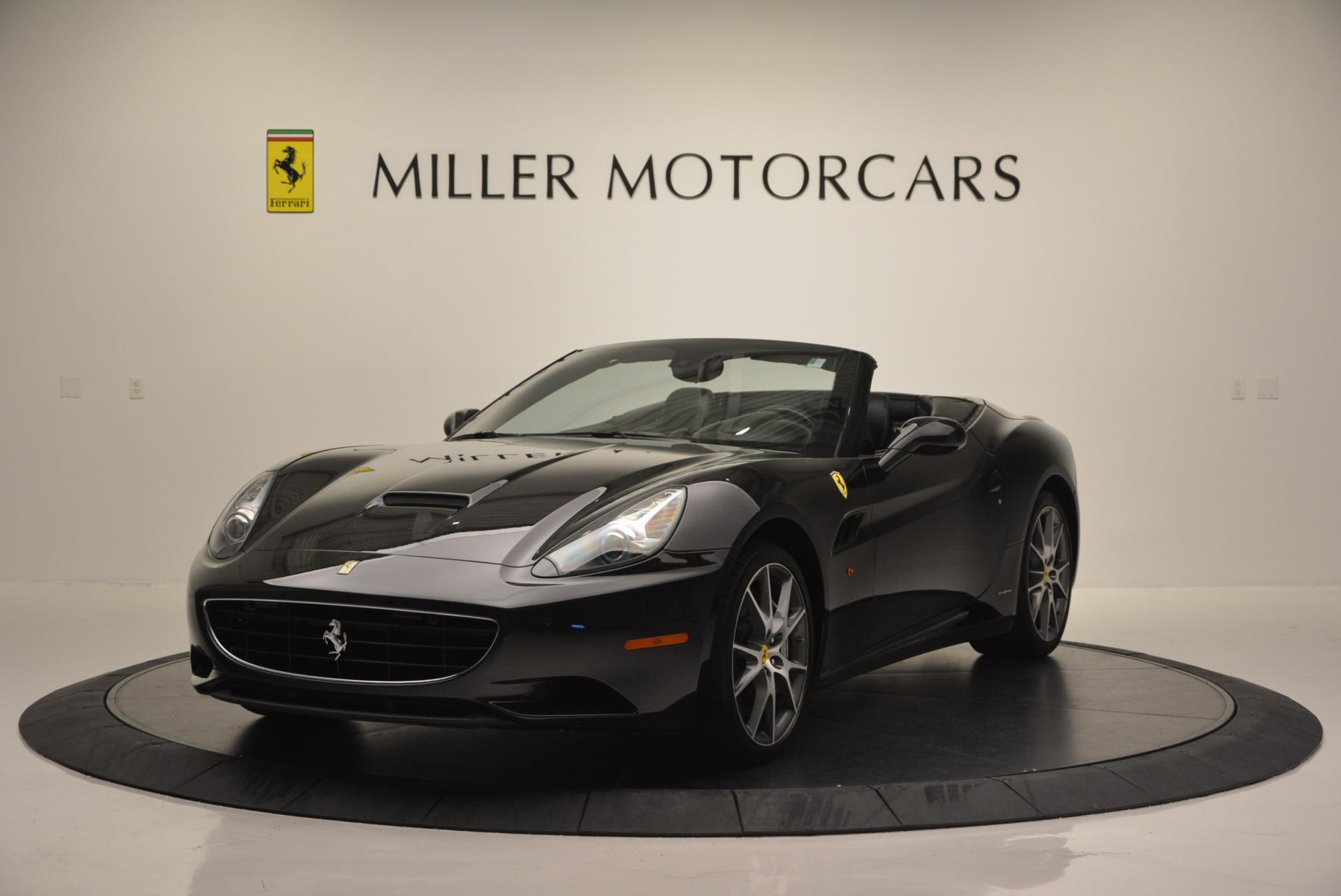 Used 2012 Ferrari California for sale Sold at Maserati of Westport in Westport CT 06880 1