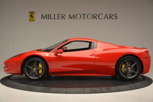 Used 2015 Ferrari 458 Spider for sale Sold at Maserati of Westport in Westport CT 06880 15