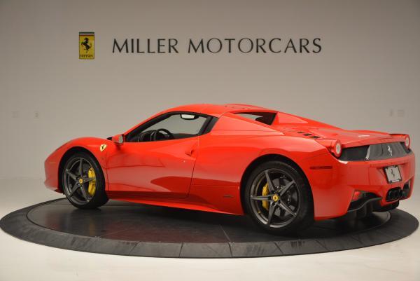 Used 2015 Ferrari 458 Spider for sale Sold at Maserati of Westport in Westport CT 06880 16