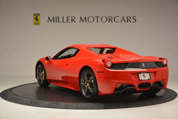 Used 2015 Ferrari 458 Spider for sale Sold at Maserati of Westport in Westport CT 06880 17