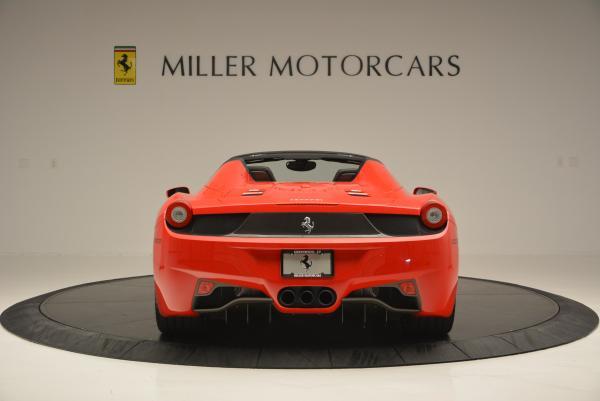 Used 2015 Ferrari 458 Spider for sale Sold at Maserati of Westport in Westport CT 06880 6