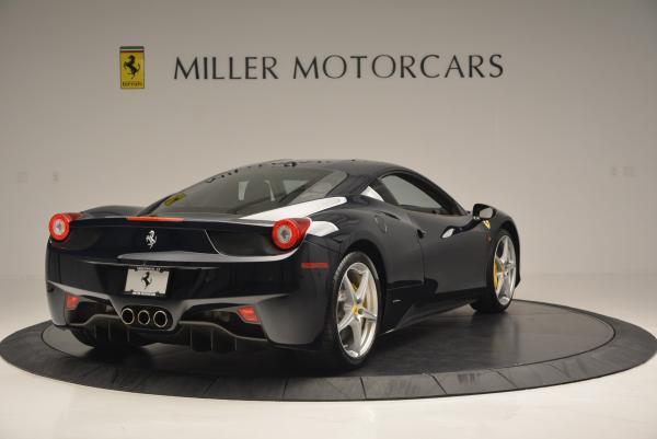 Used 2010 Ferrari 458 Italia for sale Sold at Maserati of Westport in Westport CT 06880 7