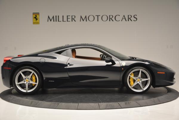 Used 2010 Ferrari 458 Italia for sale Sold at Maserati of Westport in Westport CT 06880 9