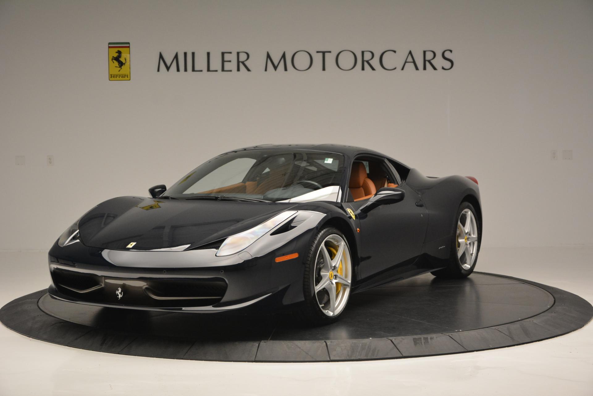 Pre Owned 2010 Ferrari 458 Italia For Sale Special Pricing Maserati Of Westport Stock 4332