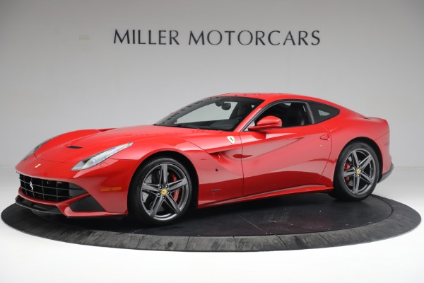 Used 2015 Ferrari F12 Berlinetta for sale Sold at Maserati of Westport in Westport CT 06880 2