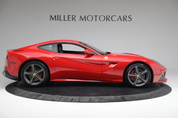 Used 2015 Ferrari F12 Berlinetta for sale Sold at Maserati of Westport in Westport CT 06880 8