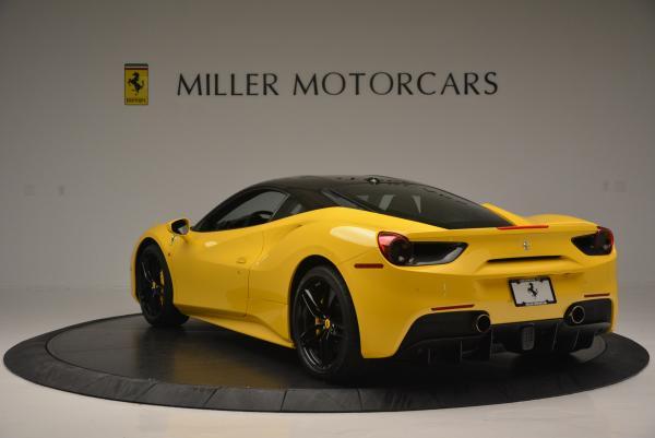 Used 2016 Ferrari 488 GTB for sale Sold at Maserati of Westport in Westport CT 06880 5