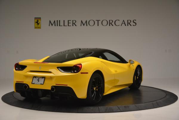 Used 2016 Ferrari 488 GTB for sale Sold at Maserati of Westport in Westport CT 06880 7