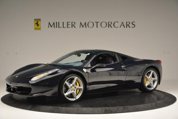 Used 2012 Ferrari 458 Italia for sale Sold at Maserati of Westport in Westport CT 06880 2