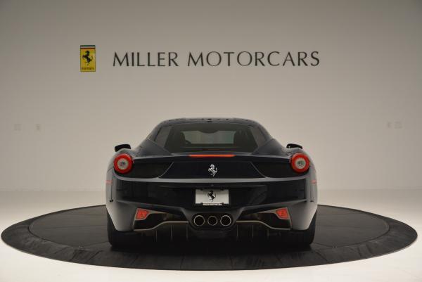 Used 2012 Ferrari 458 Italia for sale Sold at Maserati of Westport in Westport CT 06880 6