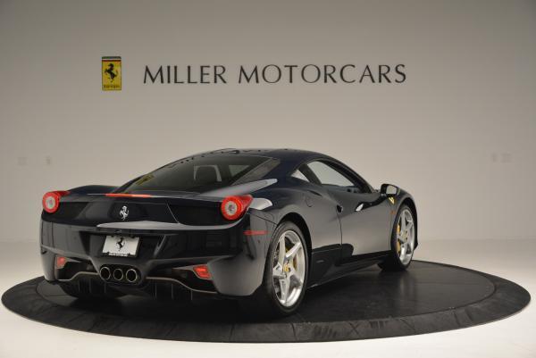 Used 2012 Ferrari 458 Italia for sale Sold at Maserati of Westport in Westport CT 06880 7