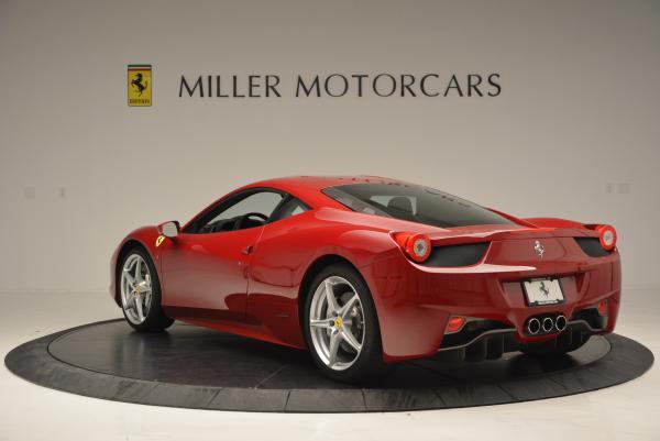 Used 2011 Ferrari 458 Italia for sale Sold at Maserati of Westport in Westport CT 06880 5