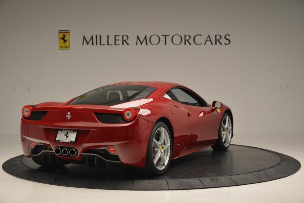 Used 2011 Ferrari 458 Italia for sale Sold at Maserati of Westport in Westport CT 06880 7