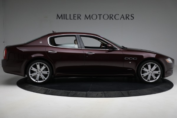 Used 2011 Maserati Quattroporte for sale $37,900 at Maserati of Westport in Westport CT 06880 10