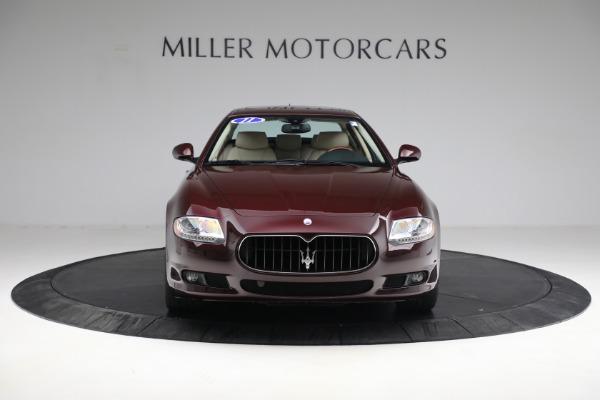 Used 2011 Maserati Quattroporte for sale $37,900 at Maserati of Westport in Westport CT 06880 13