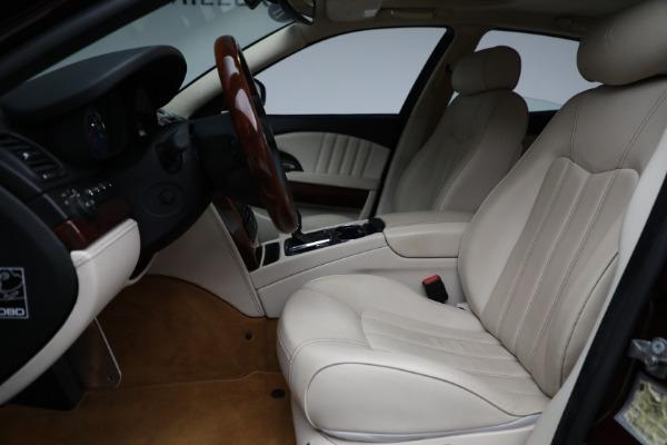Used 2011 Maserati Quattroporte for sale $37,900 at Maserati of Westport in Westport CT 06880 15