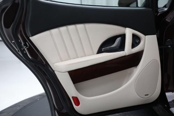 Used 2011 Maserati Quattroporte for sale $37,900 at Maserati of Westport in Westport CT 06880 21