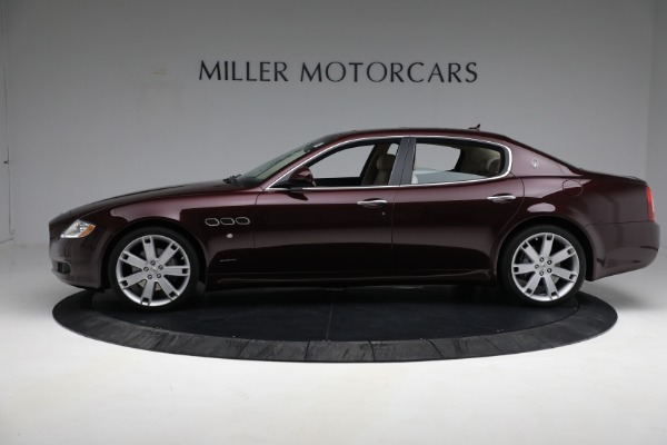 Used 2011 Maserati Quattroporte for sale $37,900 at Maserati of Westport in Westport CT 06880 4