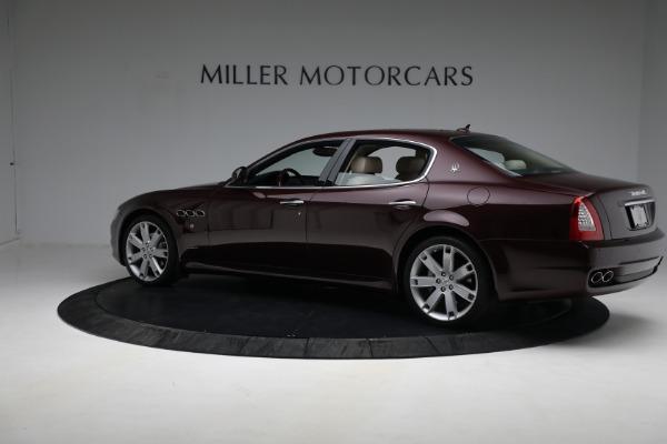 Used 2011 Maserati Quattroporte for sale $37,900 at Maserati of Westport in Westport CT 06880 5